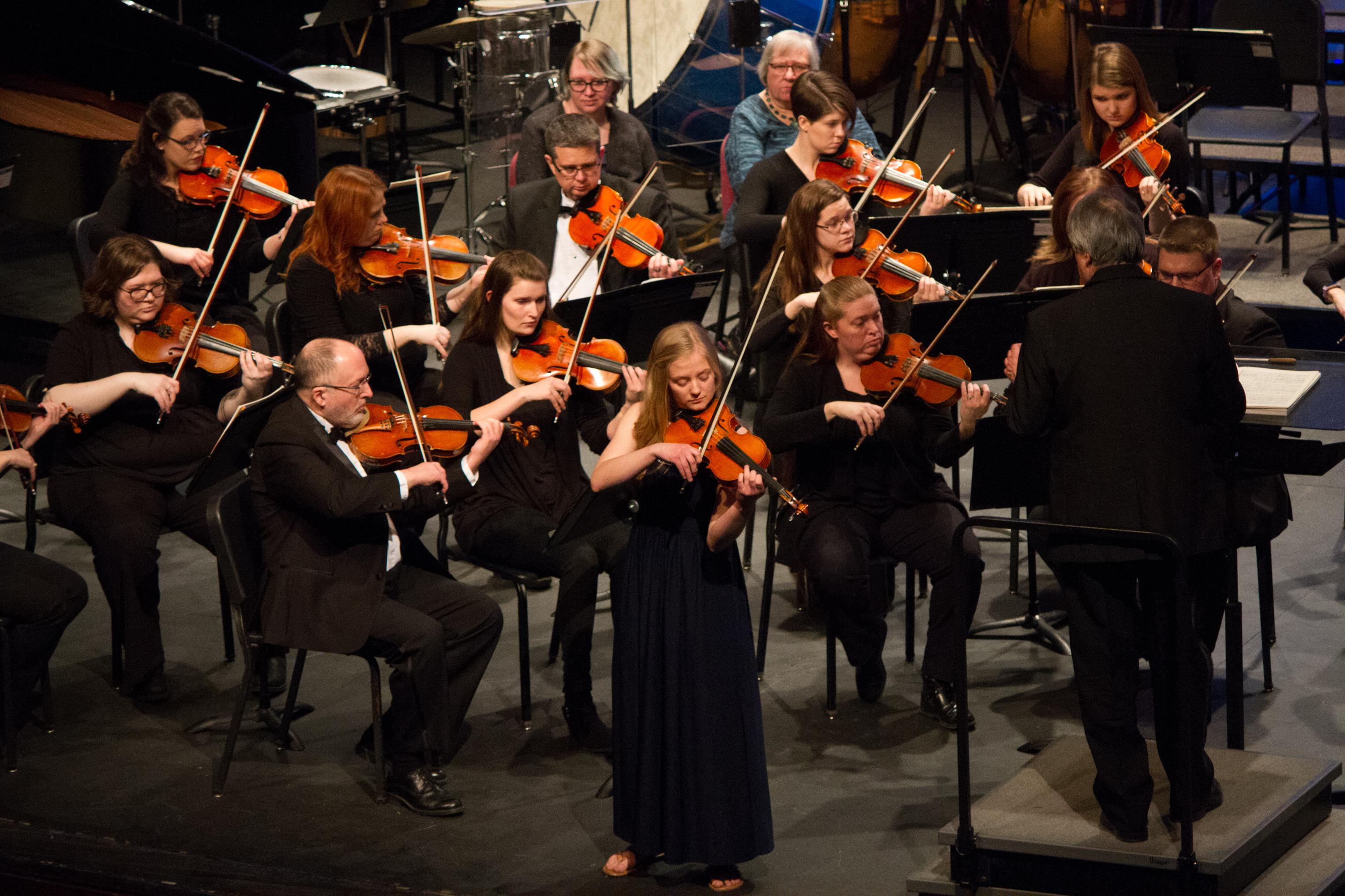 Minot Symphony Orchestra
